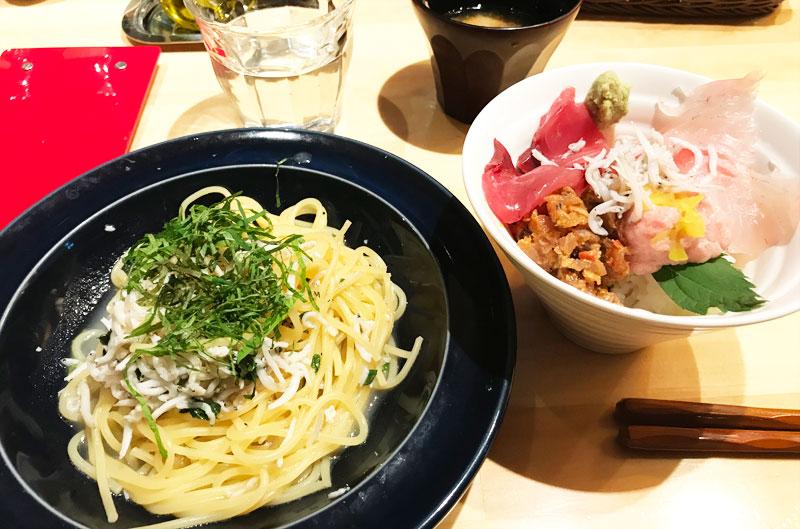 イトゥバル 渋谷店 パスタランチ写真