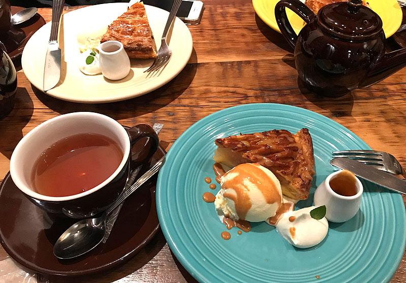 アップルパイの専門店 GRANNY SMITH APPLE PIE & COFFEE アップルパイ