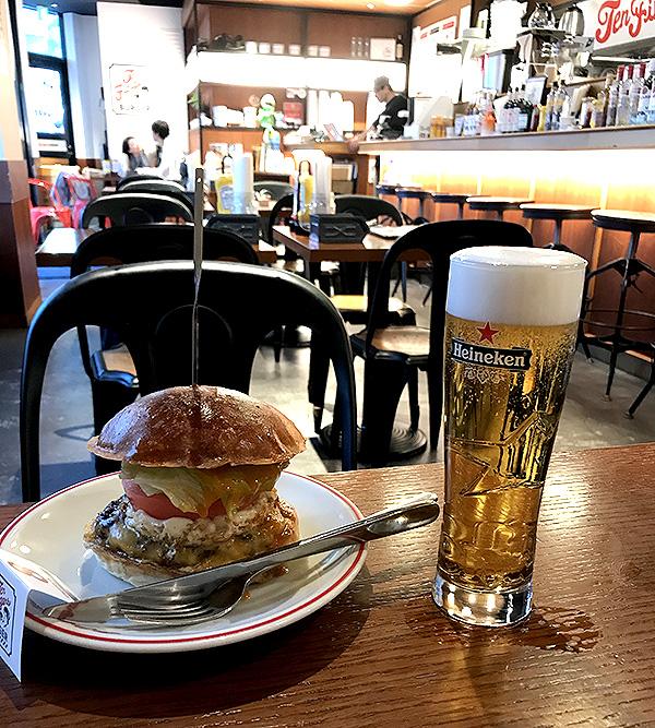 TEN FINGERS BURGER(テンフィンガーズバーガー) ハンバーガーとビール