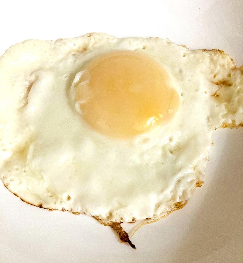 ひよころ鶏園 お試したまごセット目玉焼き
