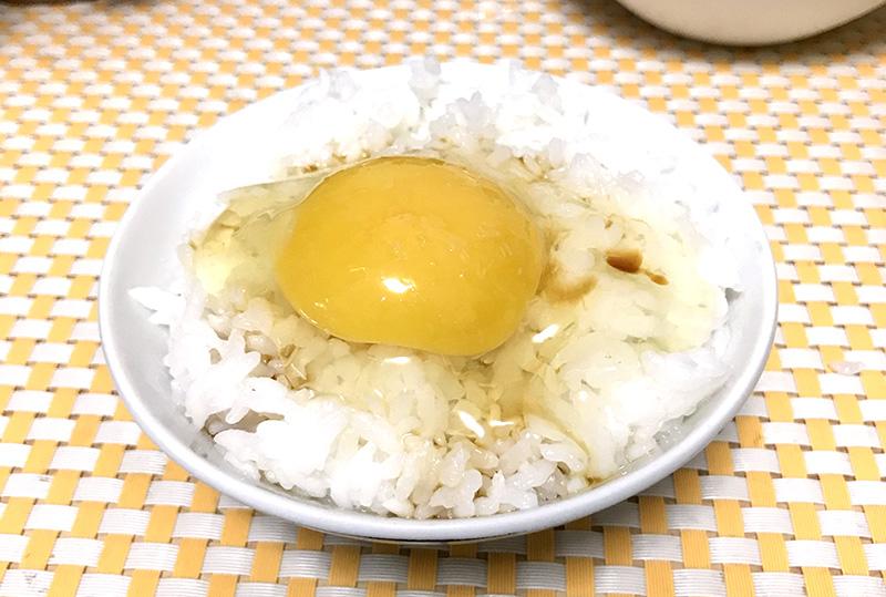 ひよころ鶏園 お試したまごセット卵かけご飯