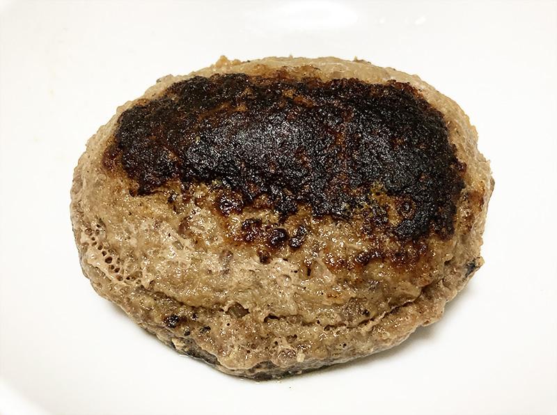 新小岩 大衆割烹鳥益 牛肉100%ハンバーグ