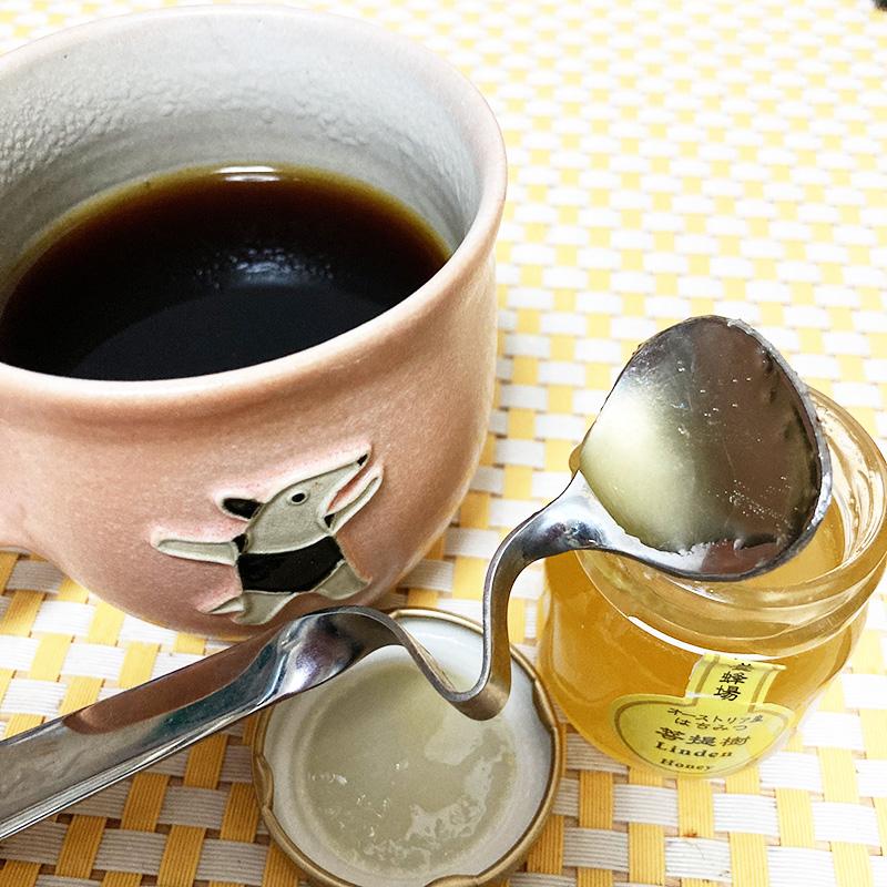 神戸養蜂場 菩提樹はちみつ