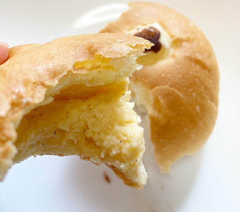 オリミネベーカリー カスタードくまパン