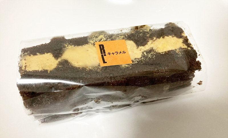 R.Lワッフルケーキ キャラメル