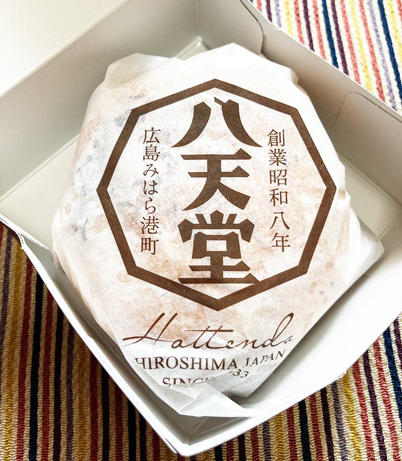 八天堂フレンチトースト 包装