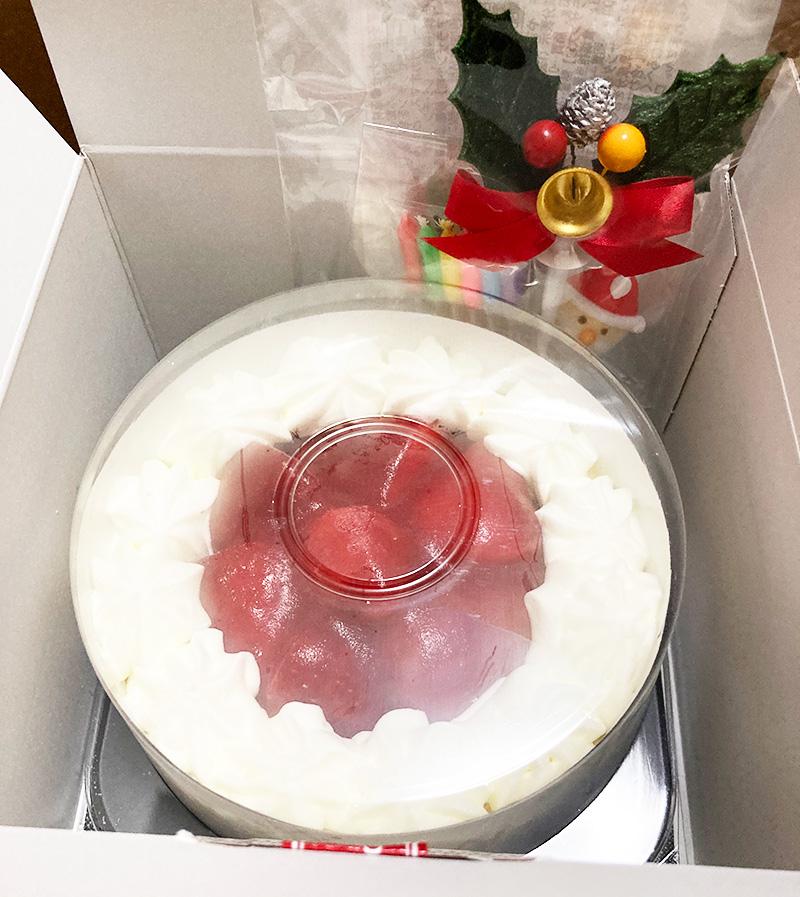 LeTAO(ルタオ)クリスマスチーズケーキ