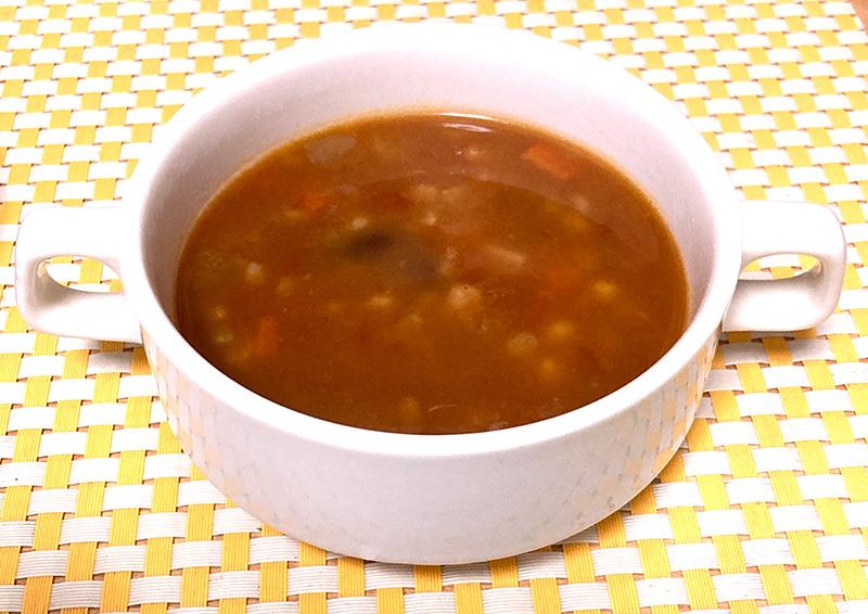 美穀菜しっかり満足トマトスープ
